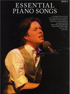 Essential Piano Songs - Book 2 Books | Piano, Vocal & Guitar