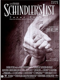 Theme From Schindler's List Livre | Piano
