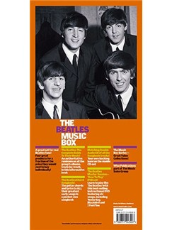 The Beatles Music Box Books, CDs and DVDs / Videos | Guitar, Lyrics & Chords