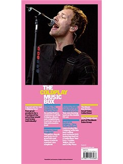 Coldplay Music Box Books, CDs and DVDs / Videos | Guitar, Lyrics & Chords