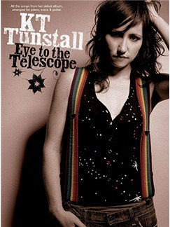 KT Tunstall: Eye To The Telescope Books | Piano, Vocal & Guitar (with Chord Boxes)