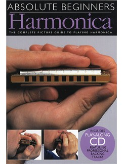 Absolute Beginners: Harmonica (Compact Edition) - Book/CD/Instrument Pack Books, CDs and Instruments | Harmonica