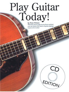 Play Guitar Today Books and CDs | Guitar