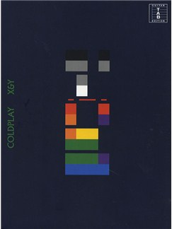 Coldplay: X+Y (TAB) Books | Guitar Tab (with Chord Boxes)