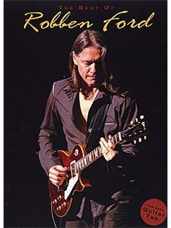 Robben Ford For Guitar Tab Books | Guitar Tab, with chord symbols
