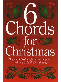 6 Chords For Christmas Books | Lyrics & Chords (with Chord Boxes)