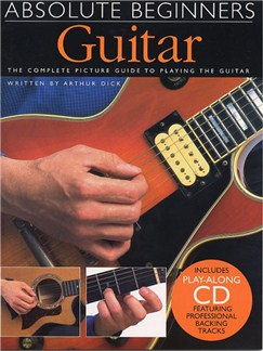 Absolute Beginners: Guitar - Book One Books and CDs | Guitar