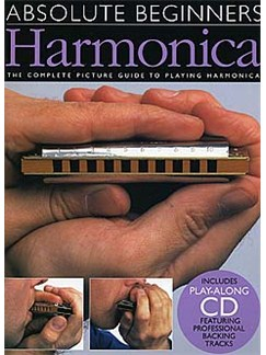 Absolute Beginners: Harmonica (Book And CD) Books and CDs | Harmonica