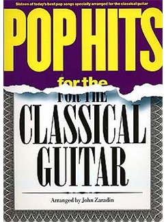 Pop Hits For Classical Guitar Books | Guitar, Classical Guitar
