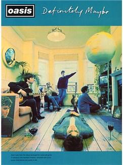 Oasis: Definitely Maybe (TAB) Books | Guitar Tab (with Chord Symbols)