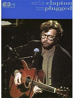 Eric Clapton: Unplugged E-Z Play Guitar Livre | Tablature Guitare (Boîtes d'Accord)