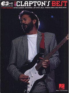 Eric Clapton's Best: Easy Guitar Notes And Tab Livre | Tablature Guitare (Symboles d'Accords)