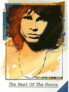 The Best Of The Doors Books | Piano and Voice, with Guitar chord symbols