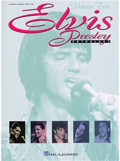Elvis Presley Anthology: Volume 2 Books | Piano and Voice, with Guitar chord boxes
