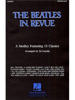 The Beatles In Revue (SATB/Piano) Books | SATB, Piano Accompaniment