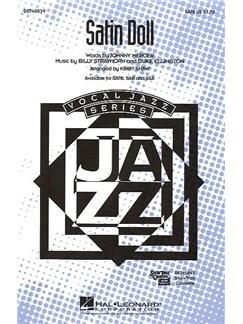 Billy Strayhorn/Duke Ellington: Satin Doll (SATB/Piano) Books | SATB, Piano Accompaniment