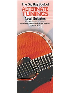 The Gig Bag Book Of Alternate Tunings For All Guitarists Books | Guitar Tab, with chord symbols