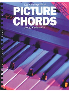 The Encyclopaedia Of Picture Chords For All Keyboardists Books | Piano, Keyboard