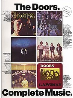 The Doors: Complete Music Books | Piano and Voice, with Guitar chord symbols