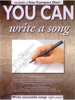You Can Write A Song Books and CDs |