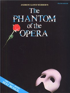 The Phantom Of The Opera: Piano Solos Books | Piano