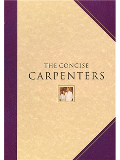 The Concise Carpenters Books | Melody line, Lyrics & Chord, with guitar chord boxes