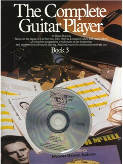 The Complete Guitar Player - Book Three Books and CDs | Guitar, with chord symbols
