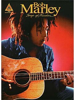 Bob Marley: Songs Of Freedom - Guitar Recorded Versions Books | Guitar Tab, with chord symbols