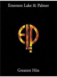 Emerson, Lake And Palmer: Greatest Hits Livre | Piano, Chant et Guitare (Boîtes d'Accord)