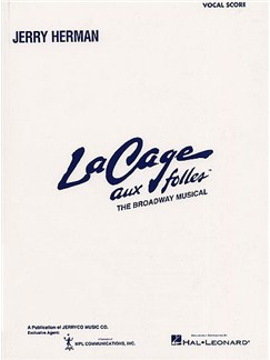 Jerry Herman: La Cage Aux Folles Books | Piano, Vocal & Guitar