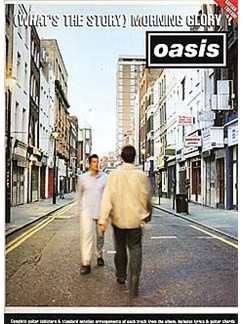 Oasis: (What's The Story) Morning Glory TAB Books | Guitar Tab, with chord symbols