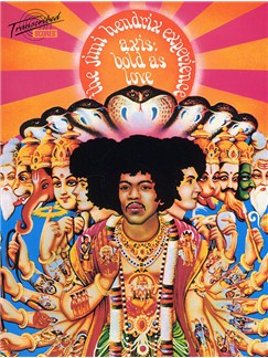 The Jimi Hendrix Experience: Axis - Bold As Love (Transcribed Scores) Books | Band Score