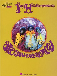 Jimi Hendrix: Are You Experienced (Transcribed Scores) Books | Band Score