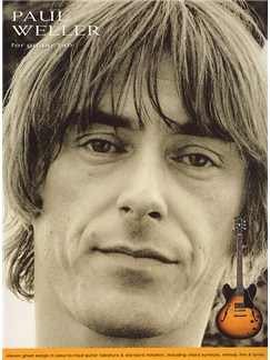 Paul Weller For Guitar Tab Books | Guitar Tab, with chord symbols
