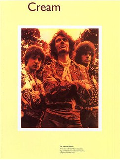 Cream: The Cream Of Cream (TAB) Books | Guitar Tab, with chord symbols