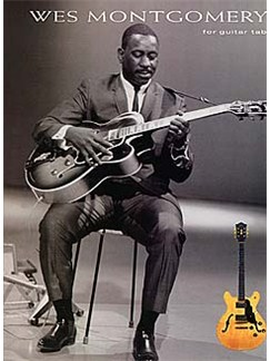 Wes Montgomery For Guitar Tab Books | Guitar Tab (with Chord Symbols)
