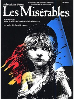 Selections From Les Miserables For Trumpet Books | Trumpet