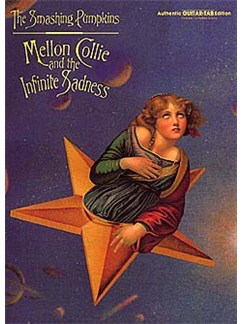 Smashing Pumpkins: Mellon Collie And The Infinite Sadness (TAB) Livre | Tablature Guitare (Symboles d'Accords)