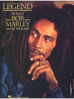 Legend: The Best Of Bob Marley And The Wailers Books | Piano and Voice, with Guitar chord boxes
