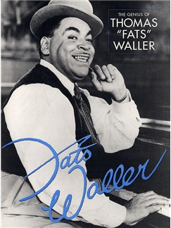 The Genius Of Thomas 'Fats' Waller Livre | Piano, Chant et Guitare (Boîtes d'Accord)
