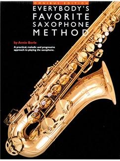 Everybody's Favorite Saxophone Method: Omnibus Edition Books | Alto Saxophone