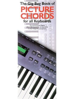 The Gig Bag Book Of Picture Chords For All Keyboards Books | Keyboard