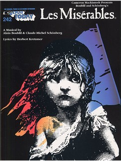 E-Z Play Today 242: Les Miserables Books | Melody Line, Lyrics & Chords
