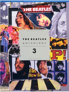 The Beatles Anthology Selections 3 Books | Piano and Voice, with Guitar chord boxes
