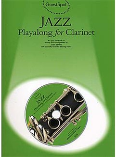 Guest Spot: Jazz Playalong For Clarinet Books and CDs | Clarinet