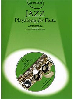 Guest Spot: Jazz Playalong for Flute Books and CDs | Flute