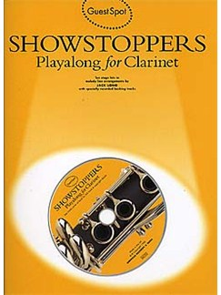 Guest Spot: Showstoppers Playalong for Clarinet Books and CDs | Clarinet