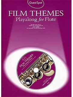 Guest Spot: Film Themes Playalong For Flute Books and CDs | Flute