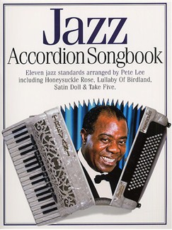 Jazz Accordion Songbook Livre | Accordéon (Symboles d'Accords)