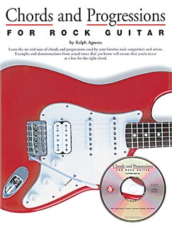 Chords and progressions for Rock Guitar Books and CDs | Guitar